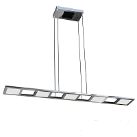 Quadra Linear LED Pendant | BlackJack Lighting