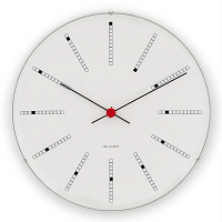 Arne Jacobsen Banker's Wall Clock