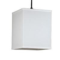 Up Rex Square Small Pendant Light | Lights Up!