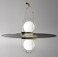 Setareh 2 Suspension Lamp | FontanaArte