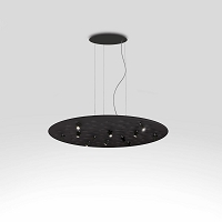 Silent Field LED Suspension | Artemide