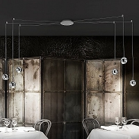 Spider 6-light Pendant | Studio Italia Design