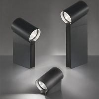 Oblique 45 LED Floor Outdoor Light | Artemide
