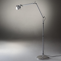 Tolomeo Classic LED Floor Lamp with Motion Sensor | Artemide