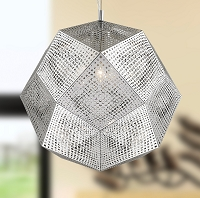 Geometrics Pendant Light W83429C18 | Worldwide Lighting