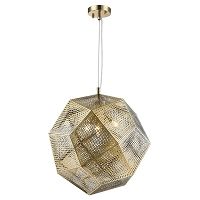 Geometrics Pendant Light W83429CG18 | Worldwide Lighting