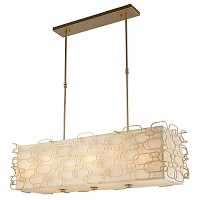 Montauk Pendant Light W83442MG42 | Worldwide Lighting
