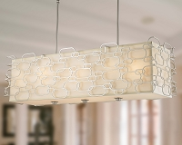 Montauk Pendant Light W83442MN42 | Worldwide Lighting