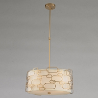 Montauk Pendant Light W83443MG20 | Worldwide Lighting