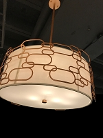 Montauk Pendant Light W83444MG24 | Worldwide Lighting