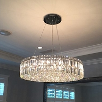 Cascade Crystal Chandelier W83504C32 | Worldwide Lighting
