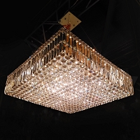 Cascade Crystal Chandelier W83515C32 | Worldwide Lighting
