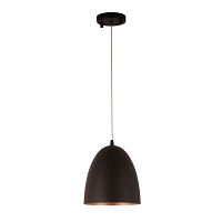 Monroe LED Pendant Light W83542MB8 | Worldwide Lighting