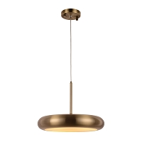 Madison LED Pendant Light W83550BP14 | Worldwide Lighting