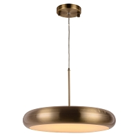 Madison LED Pendant Light W83553BP24 | Worldwide Lighting