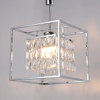 Franklin Crystal Pendant Light | Worldwide Lighting
