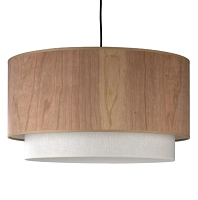 Up Woody Pendant Light | Lights Up!