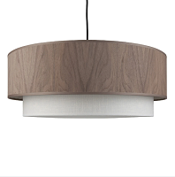Up Woody Slim Pendant Light | Lights Up!