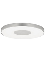 Wynter Round Flush Mount Ceiling Light LED | Tech Lighting