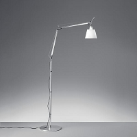 Tolomeo with Shade Floor Lamp | Artemide