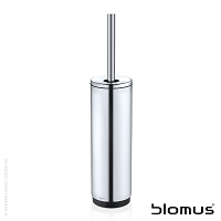 Uno Stainless Steel Toilet Brush | Blomus