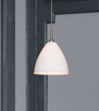 Gubi BL9 Pendant 21 Chrome