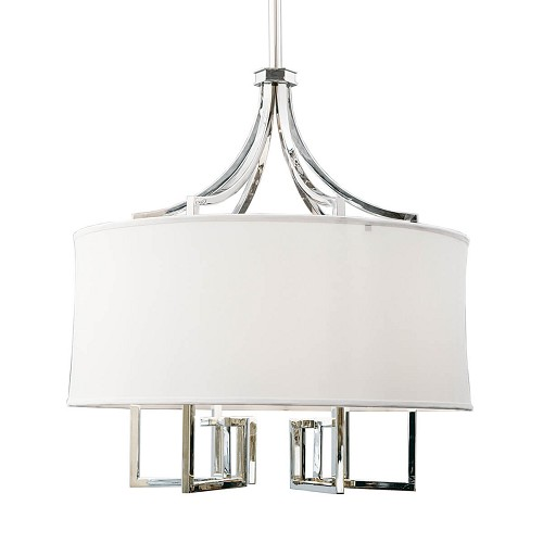 Le Chic Chandelier Polished Nickel | Regina Andrew