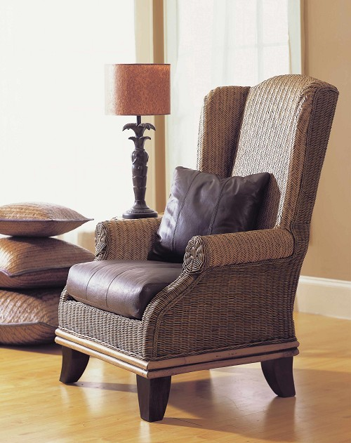 Bali Wing Chair | Padma's Plantation