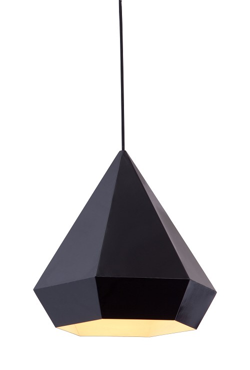 Forecast Ceiling Lamp in Black | Zuo