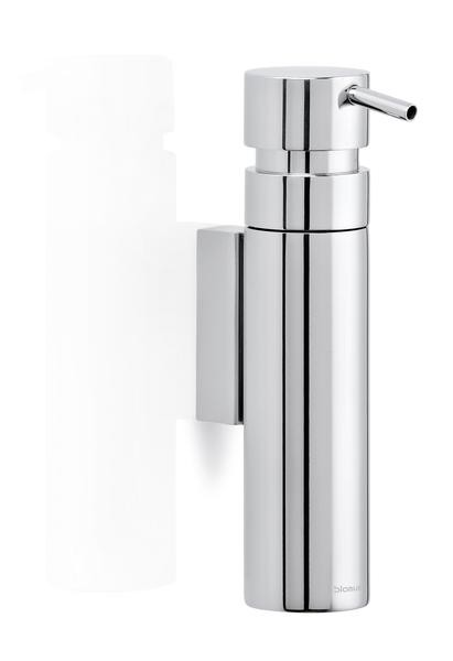 Nexio Wall Soap Dispenser Polished | Blomus