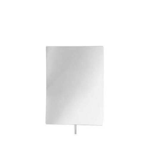 Vista Cosmetic Mirror Chrome Wall Mount | Blomus