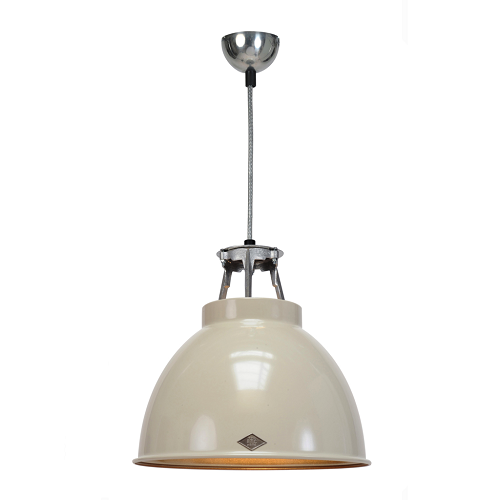 Original BTC Titan Size 3 Pendant Light