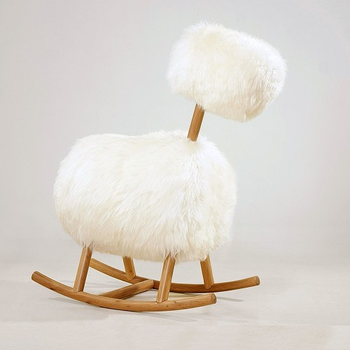 HiHo Sheepskin Rocker | Innermost
