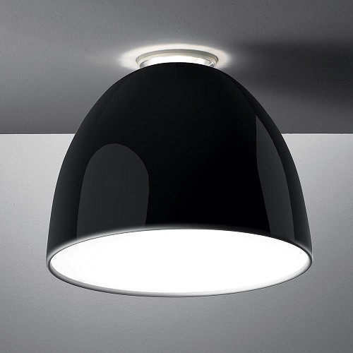 Nur Mini Gloss Ceiling Light | Artemide