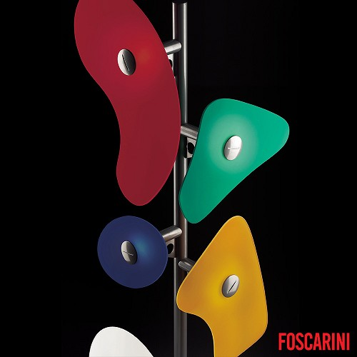 Orbital Floor Lamp | Foscarini - Open Box