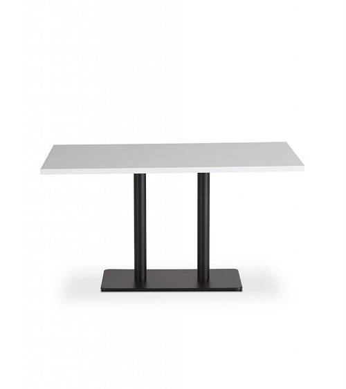 Polo Table Double Pedestal | B&T