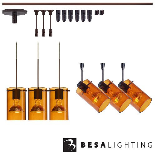 Scope Monorail Kit | Besa Lighting