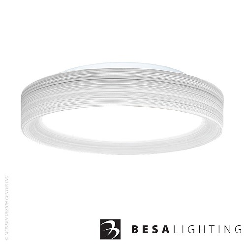 Pella 16 Ceiling Light | Besa Lighting