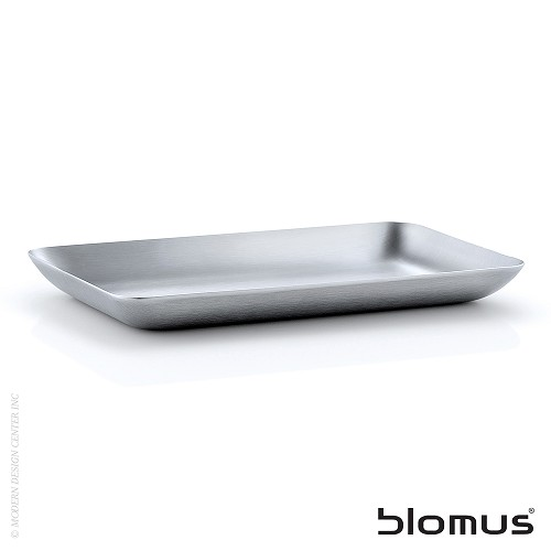 Basic Tray 4x7 inches | Blomus