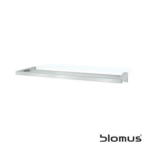 Menoto Twin Towel Rail | Blomus