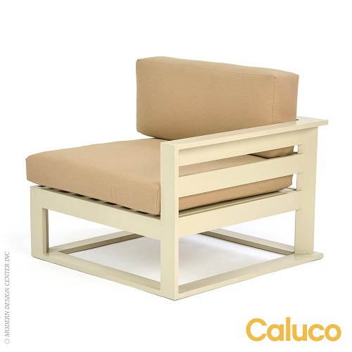 Space Sectional Left | Caluco Patio Furniture