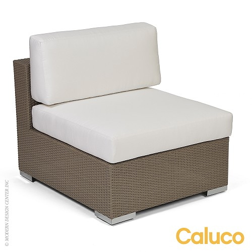 10 Tierra Sectional Middle Set of 2 | Caluco Patio Furniture