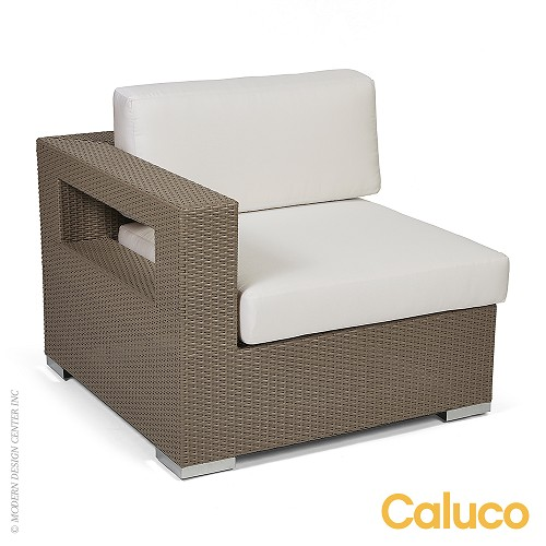 10 Tierra Sectional Right Set of 2 | Caluco Patio Furniture