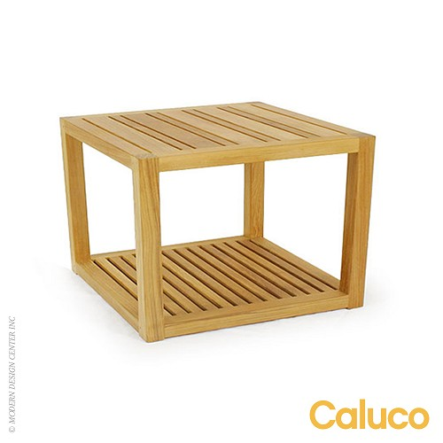 Cozy End Table | Caluco Patio Furniture
