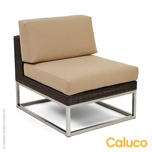 Mirabella Sectional Middle | Caluco Patio Furniture
