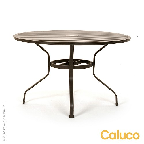 San Michelle Round Dining Table | Caluco Patio Furniture