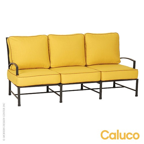 San Michelle Sofa Set of 2 | Caluco Patio Furniture
