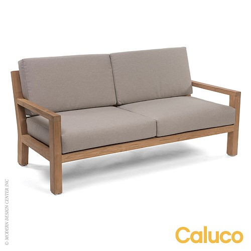 Sixty Loveseat | Caluco Patio Furniture