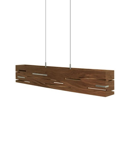 Aeris 30 LED Linear Pendant Light | Cerno