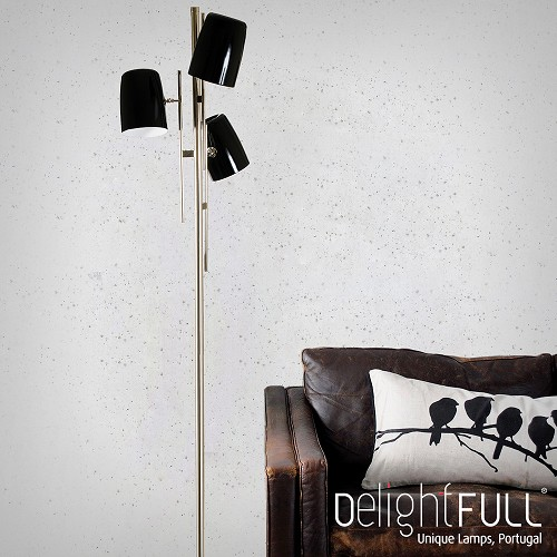 Cole Floor Lamp | Delightfull